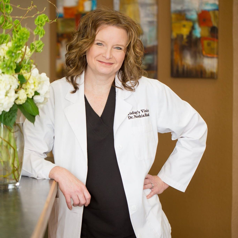 Dr. Neshia Rudd, Optometrist