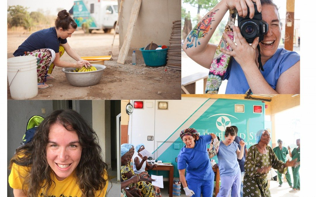 Beth's Reflections on Trip to Togo.