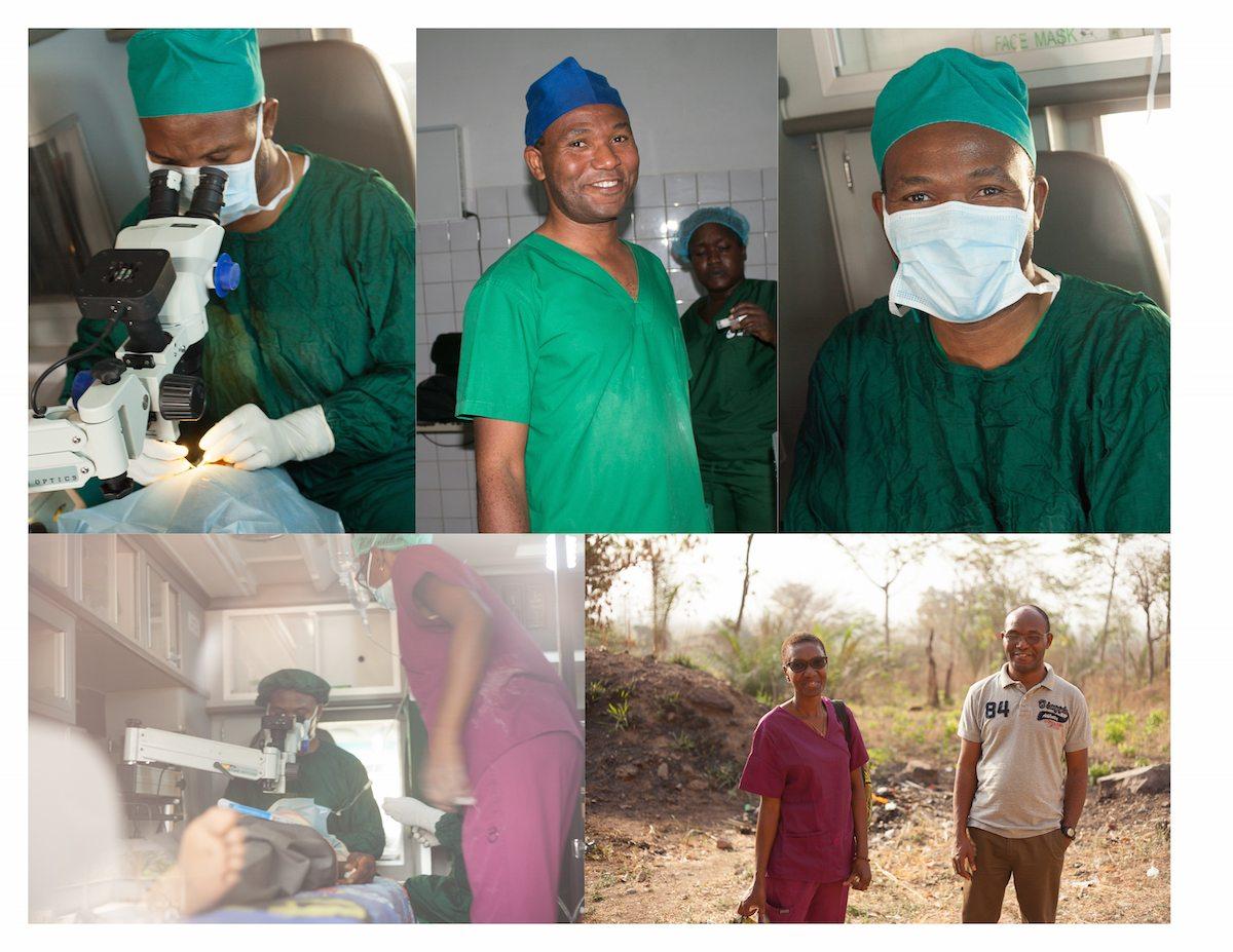 Dr. Avia, Surgeon